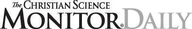 the Christian Science Monitor Daily logo